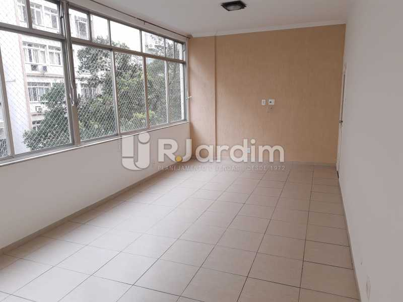 salão - Apartamento Rua Santa Clara,Copacabana, Zona Sul,Rio de Janeiro, RJ À Venda, 3 Quartos, 120m² - LAAP32276 - 1