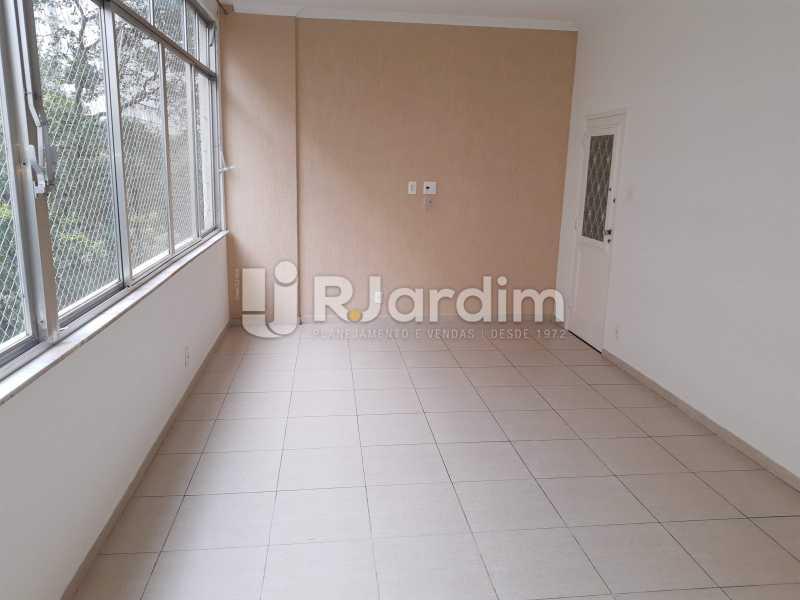 salão - Apartamento Rua Santa Clara,Copacabana, Zona Sul,Rio de Janeiro, RJ À Venda, 3 Quartos, 120m² - LAAP32276 - 3