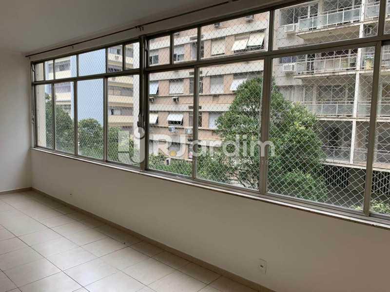 salão - Apartamento Rua Santa Clara,Copacabana, Zona Sul,Rio de Janeiro, RJ À Venda, 3 Quartos, 120m² - LAAP32276 - 6