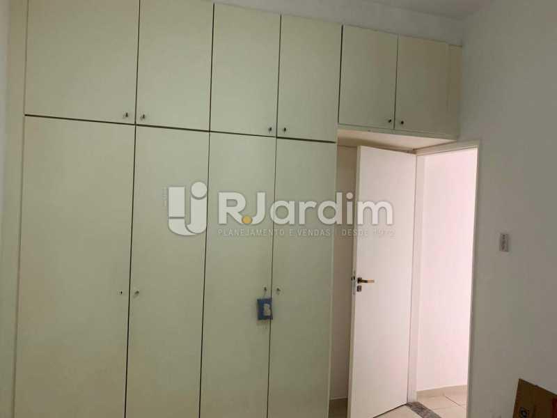 quarto - Apartamento Rua Santa Clara,Copacabana, Zona Sul,Rio de Janeiro, RJ À Venda, 3 Quartos, 120m² - LAAP32276 - 20