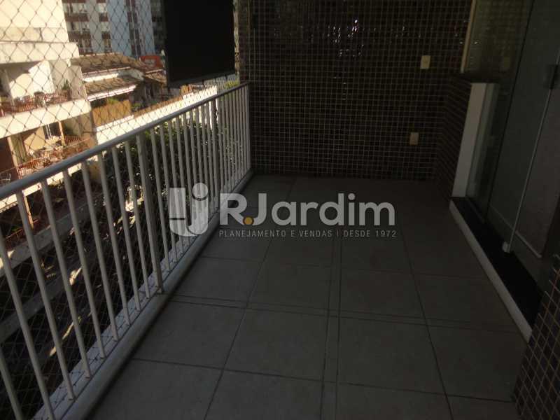 HUMAÍTA  - Apartamento À Venda - Humaitá - Rio de Janeiro - RJ - LAAP32278 - 1