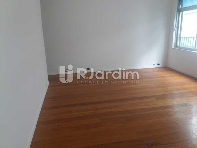 Sala - Apartamento Para Alugar Rua Engenheiro Cortes Sigaud,Leblon, Zona Sul,Rio de Janeiro - R$ 2.900 - LAAP32286 - 1