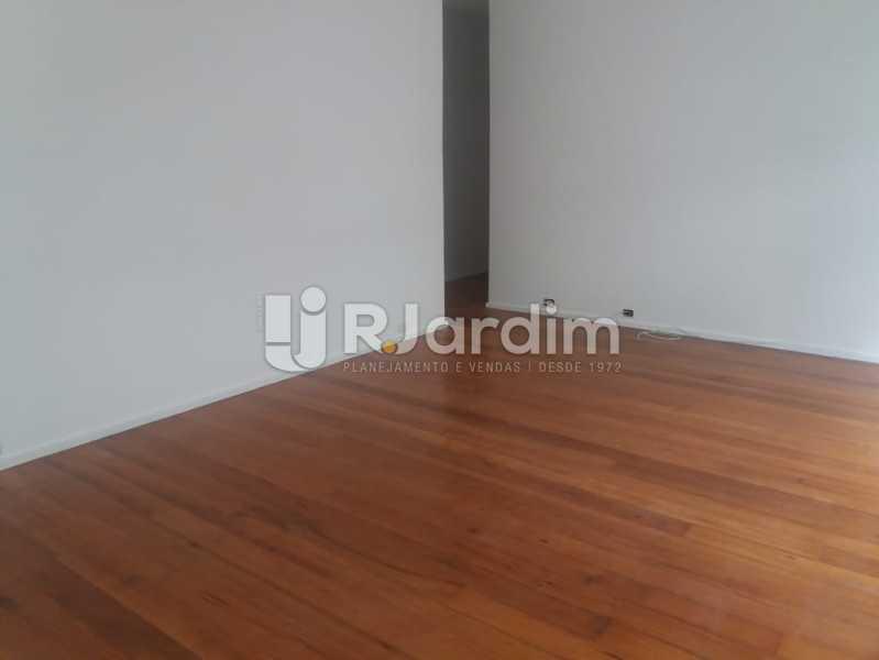 Sala - Apartamento Para Alugar Rua Engenheiro Cortes Sigaud,Leblon, Zona Sul,Rio de Janeiro - R$ 2.900 - LAAP32286 - 3