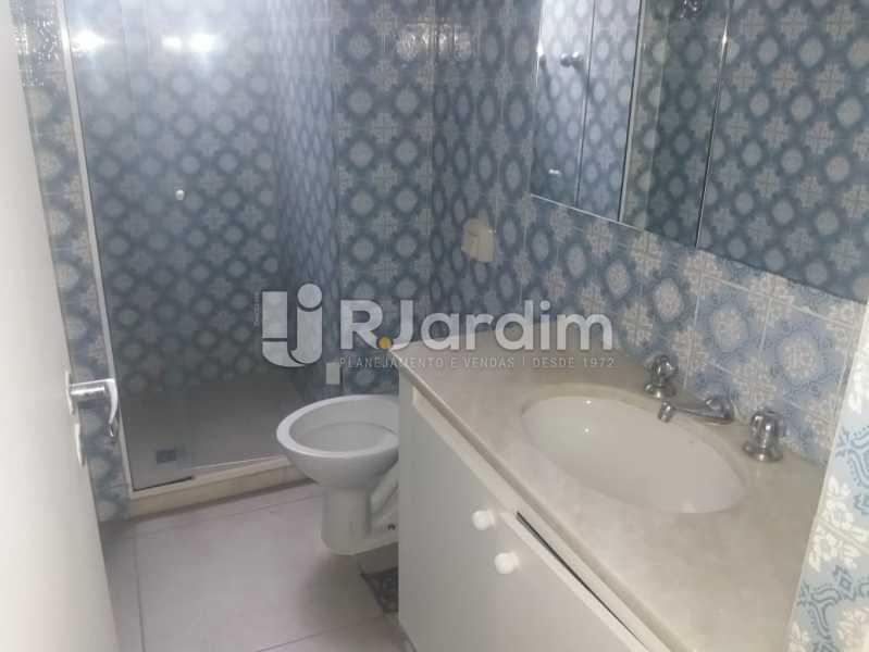 Banheiro social - Apartamento Para Alugar Rua Engenheiro Cortes Sigaud,Leblon, Zona Sul,Rio de Janeiro - R$ 2.900 - LAAP32286 - 4
