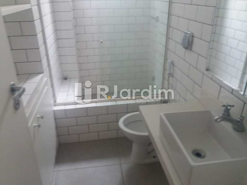 Banheiro social - Apartamento Para Alugar Rua Engenheiro Cortes Sigaud,Leblon, Zona Sul,Rio de Janeiro - R$ 2.900 - LAAP32286 - 5