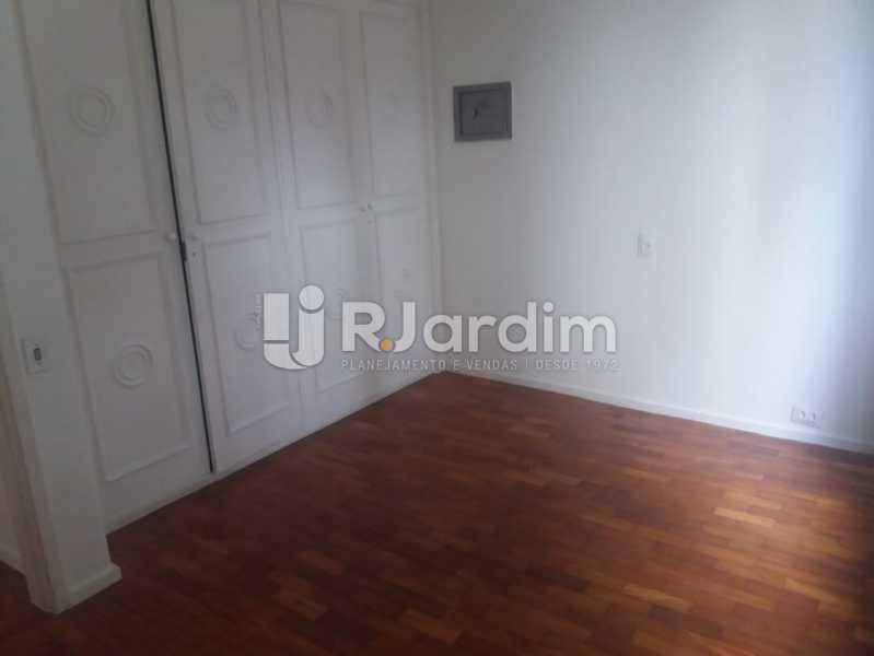 Quarto 1 - Apartamento Para Alugar Rua Engenheiro Cortes Sigaud,Leblon, Zona Sul,Rio de Janeiro - R$ 2.900 - LAAP32286 - 6