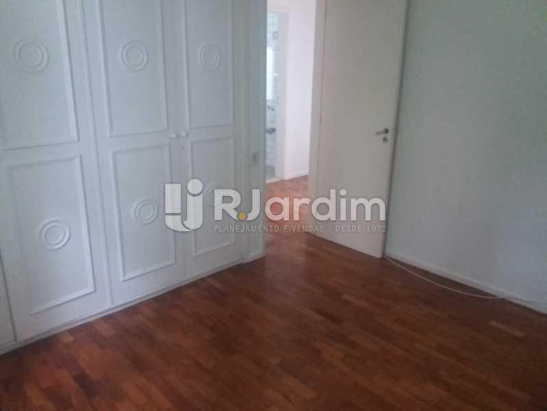 Quarto 3 - Apartamento Para Alugar Rua Engenheiro Cortes Sigaud,Leblon, Zona Sul,Rio de Janeiro - R$ 2.900 - LAAP32286 - 12