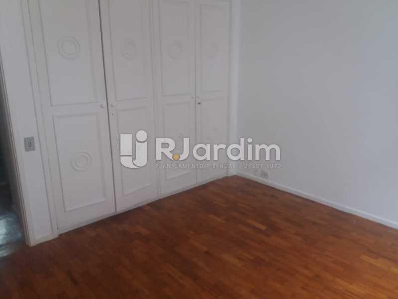 Quarto 3 - Apartamento Para Alugar Rua Engenheiro Cortes Sigaud,Leblon, Zona Sul,Rio de Janeiro - R$ 2.900 - LAAP32286 - 13