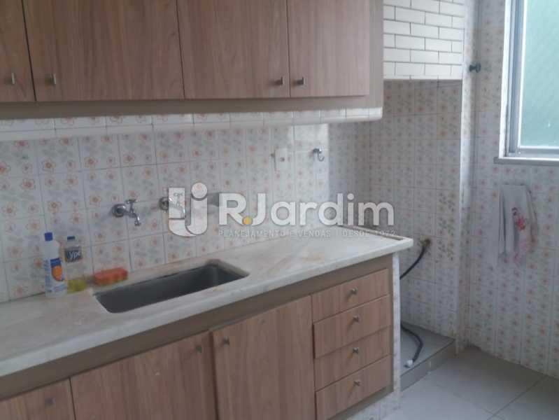Cozinha - Apartamento Para Alugar Rua Engenheiro Cortes Sigaud,Leblon, Zona Sul,Rio de Janeiro - R$ 2.900 - LAAP32286 - 14