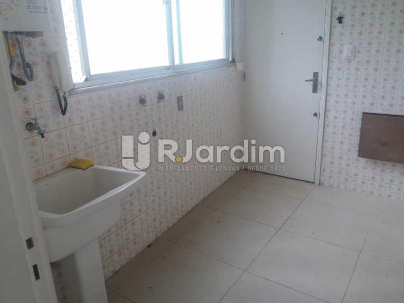 Área - Apartamento Para Alugar Rua Engenheiro Cortes Sigaud,Leblon, Zona Sul,Rio de Janeiro - R$ 2.900 - LAAP32286 - 15