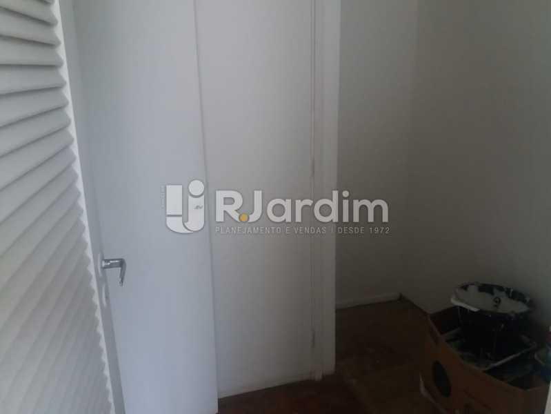 Dependência - Apartamento Para Alugar Rua Engenheiro Cortes Sigaud,Leblon, Zona Sul,Rio de Janeiro - R$ 2.900 - LAAP32286 - 18