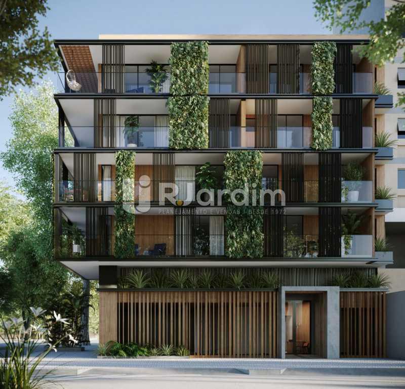 dumont52gavea 1 - Apartamento 3 Quartos À Venda Gávea, Zona Sul,Rio de Janeiro - R$ 2.420.000 - LAAP32380 - 3