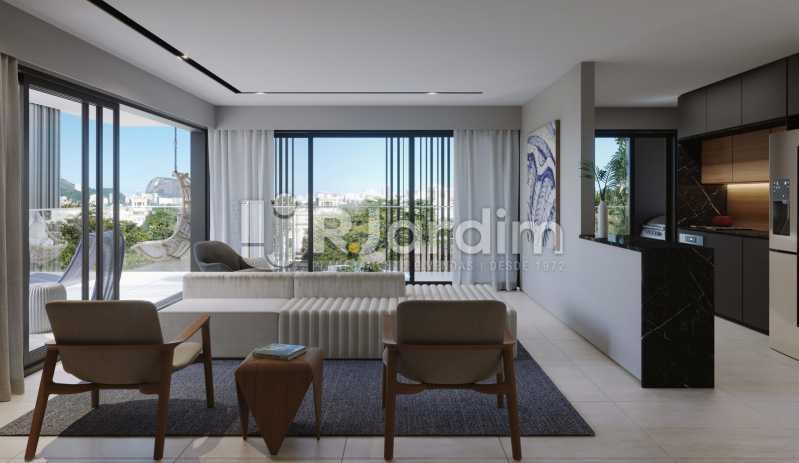 dumont52gavea 3 - Apartamento 3 Quartos À Venda Gávea, Zona Sul,Rio de Janeiro - R$ 2.420.000 - LAAP32380 - 5
