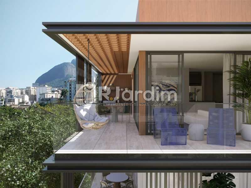 dumont52gavea 5 - Apartamento 3 Quartos À Venda Gávea, Zona Sul,Rio de Janeiro - R$ 2.420.000 - LAAP32380 - 7