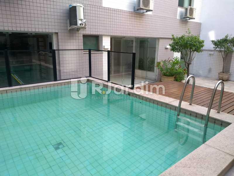 piscina / sauna  - Apartamento Leblon 4 Quartos - LAAP40837 - 20