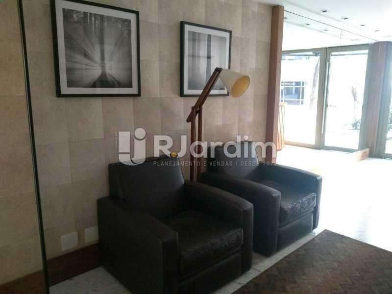 portaria  - Apartamento Leblon 4 Quartos - LAAP40837 - 4