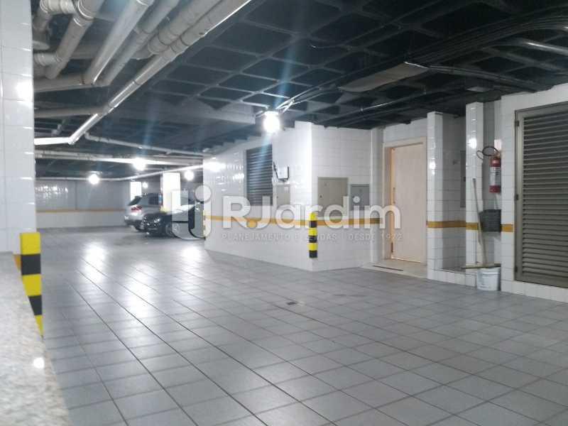 garagem  - Apartamento Leblon 4 Quartos - LAAP40837 - 27