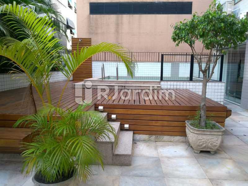 piscina  - Apartamento Leblon 4 Quartos - LAAP40837 - 21