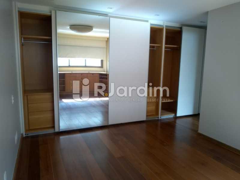 suíte master  - Apartamento Leblon 4 Quartos - LAAP40837 - 12