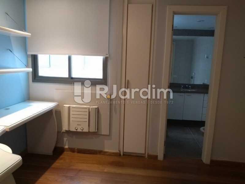 suíte 2  - Apartamento Leblon 4 Quartos - LAAP40837 - 16