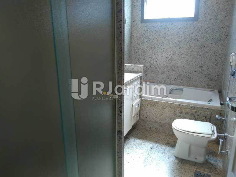 banheiro / suíte master  - Apartamento Leblon 4 Quartos - LAAP40837 - 13