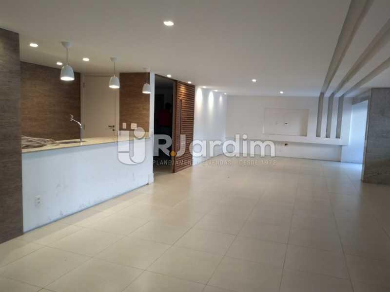 salão de festas  - Apartamento Leblon 4 Quartos - LAAP40837 - 26