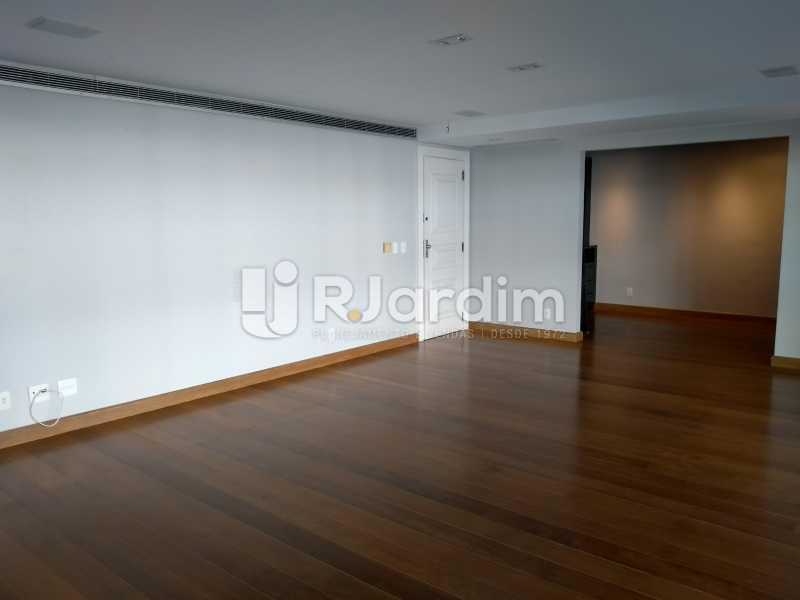 salão  - Apartamento Leblon 4 Quartos - LAAP40837 - 5
