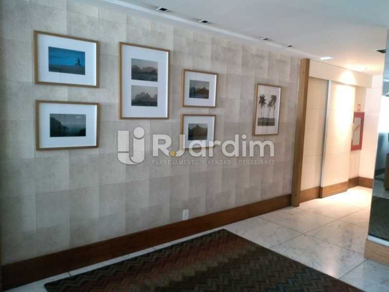 portaria  - Apartamento Leblon 4 Quartos - LAAP40837 - 3