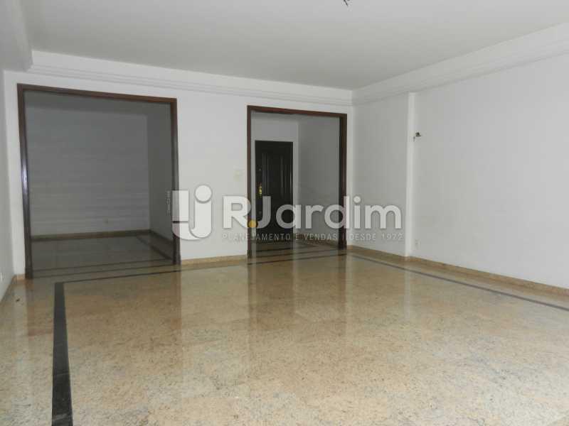 salão e sala de jantar - Apartamento Copacabana 3 Quartos Compra Venda - LAAP32289 - 5