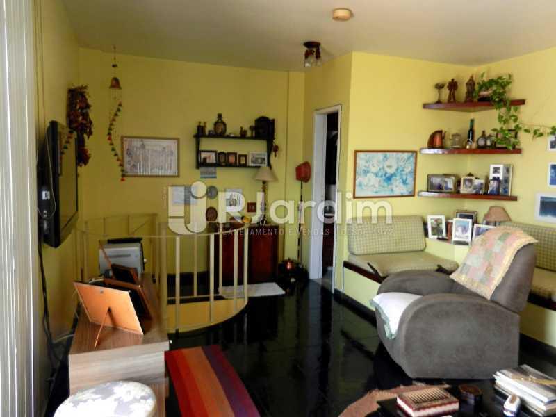 salão segundo andar - Cobertura Duplex Barra da Tijuca 2 Quartos - LACO20112 - 19