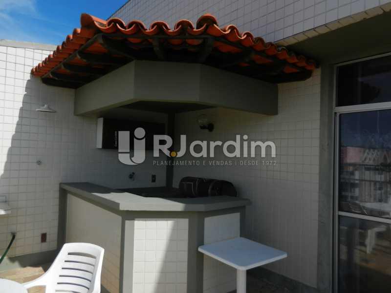 espaço gourmet - Cobertura Duplex Barra da Tijuca 2 Quartos - LACO20112 - 25