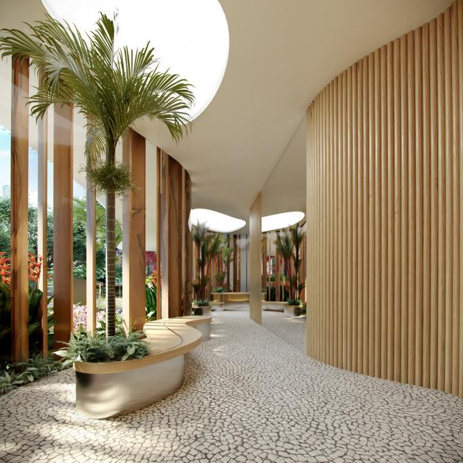 BRISA - Apartamento 2 quartos à venda Leblon, Zona Sul,Rio de Janeiro - R$ 1.983.294 - LAAP21649 - 5