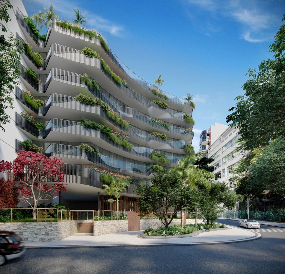 BRISA - Apartamento 2 quartos à venda Leblon, Zona Sul,Rio de Janeiro - R$ 1.983.294 - LAAP21649 - 10