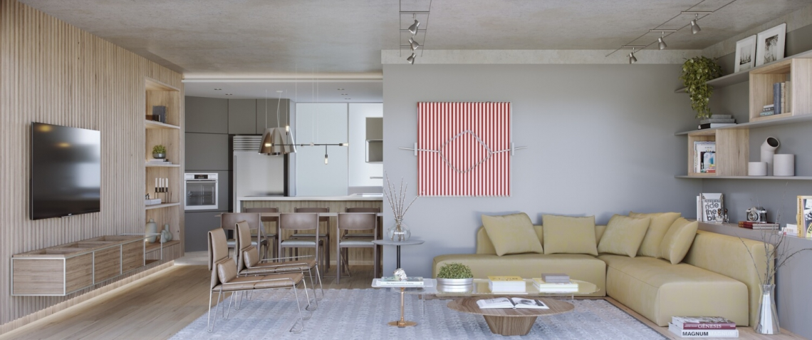 BRISA - Apartamento Leblon, Zona Sul,Rio de Janeiro, RJ À Venda, 2 Quartos, 93m² - LAAP21649 - 14