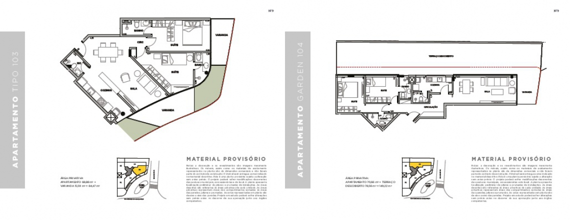 BRISA - Apartamento Leblon, Zona Sul,Rio de Janeiro, RJ À Venda, 2 Quartos, 93m² - LAAP21649 - 18