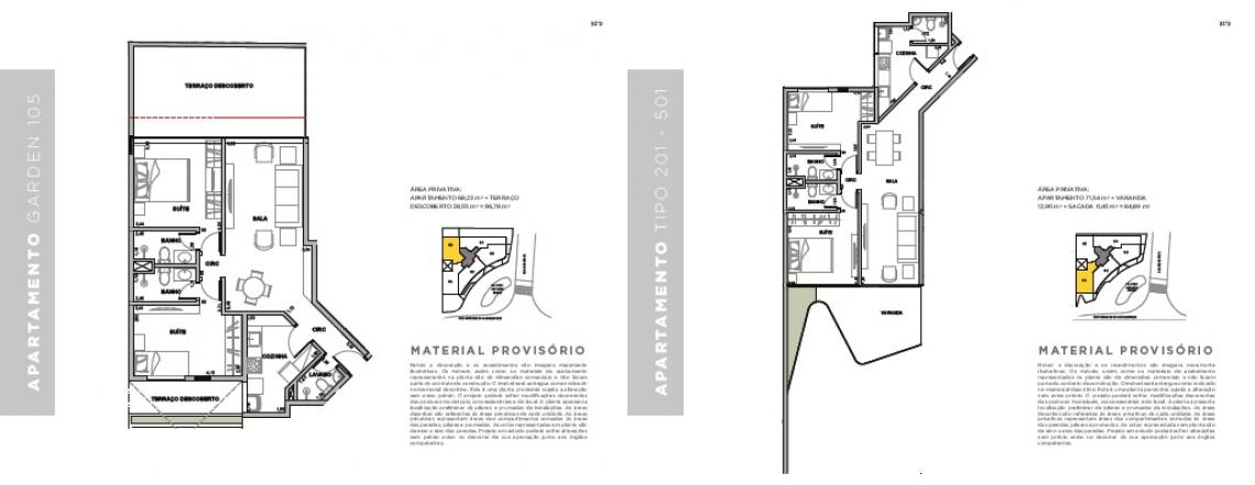 BRISA - Apartamento 2 quartos à venda Leblon, Zona Sul,Rio de Janeiro - R$ 1.983.294 - LAAP21649 - 19