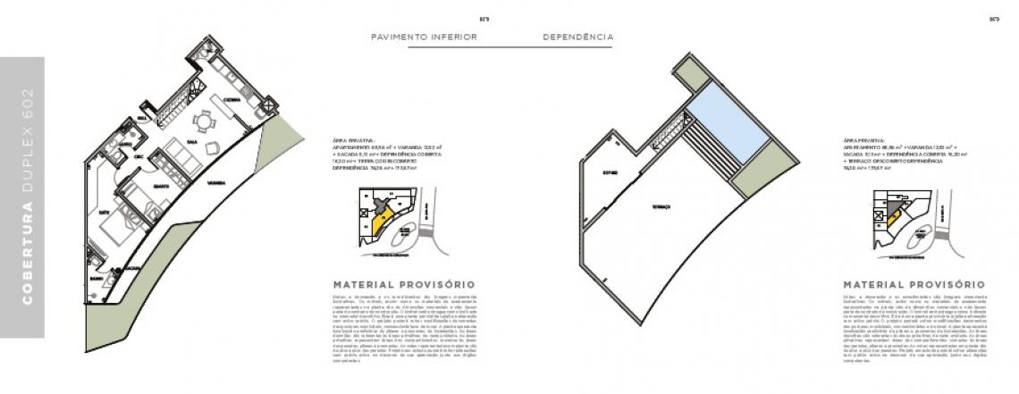 BRISA - Apartamento Leblon, Zona Sul,Rio de Janeiro, RJ À Venda, 2 Quartos, 93m² - LAAP21649 - 22