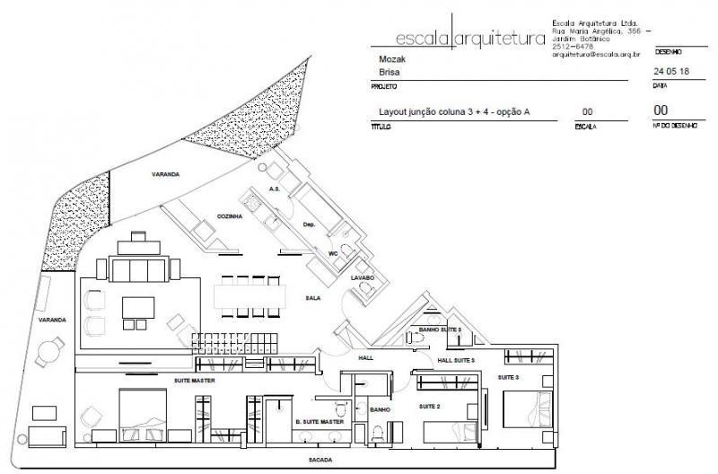 BRISA - Apartamento 2 quartos à venda Leblon, Zona Sul,Rio de Janeiro - R$ 1.983.294 - LAAP21649 - 26
