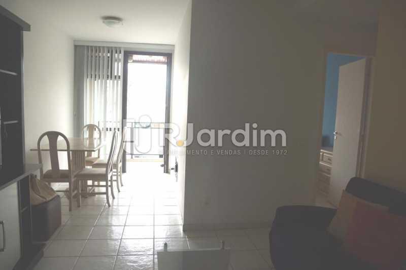 5 - Flat Residencial Ipanema 1 Quarto Aluguel - LAFL10103 - 6