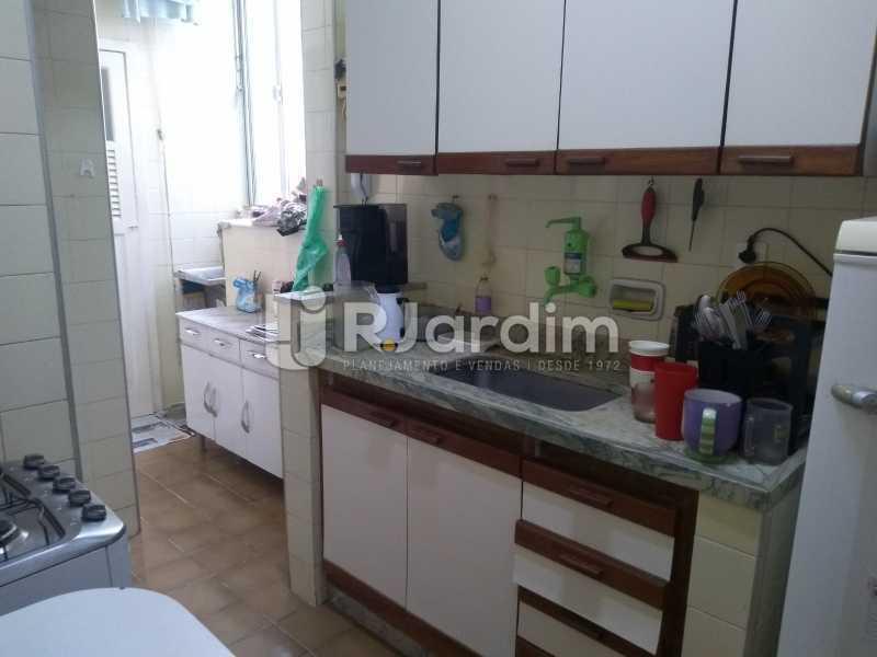 cozinha / armários  - Apartamento Ipanema 2 Quartos Compra Venda - LAAP21652 - 17