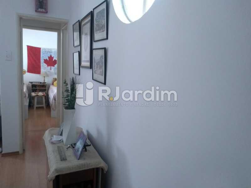 circulação / quarto 1 - Apartamento Ipanema 2 Quartos Compra Venda - LAAP21652 - 9