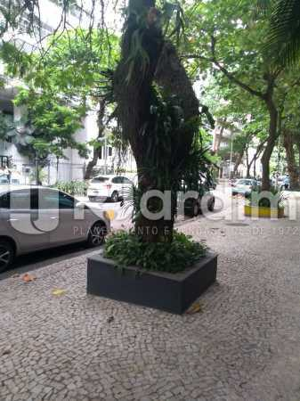rua arborizada  - Apartamento Ipanema 2 Quartos Compra Venda - LAAP21652 - 20