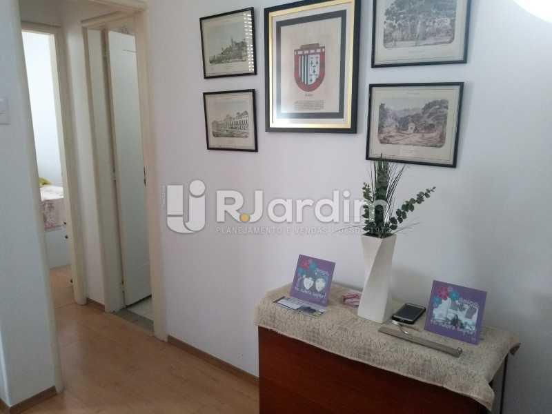 circulação  - Apartamento Ipanema 2 Quartos Compra Venda - LAAP21652 - 8
