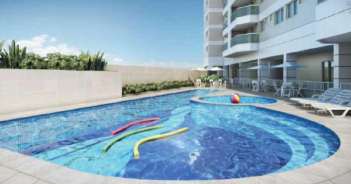 PISCINA - Apartamento Recreio dos Bandeirantes, Zona Oeste - Barra e Adjacentes,Rio de Janeiro, RJ À Venda, 3 Quartos, 82m² - LAAP32294 - 4