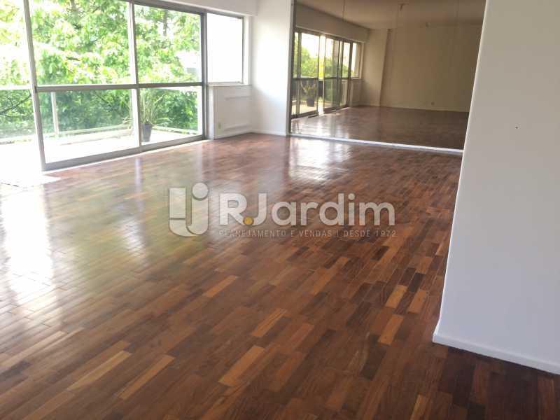 Salão - Apartamento Leblon 3 Quartos Aluguel - LAAP32301 - 5
