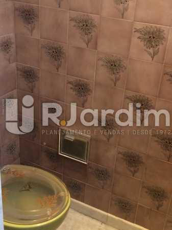 Lavabo - Apartamento Leblon 3 Quartos Aluguel - LAAP32301 - 9