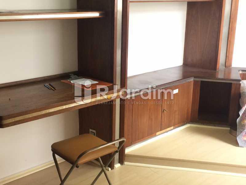 Quarto 1 - Apartamento Leblon 3 Quartos Aluguel - LAAP32301 - 11