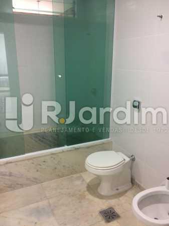 Banheiro social - Apartamento Leblon 3 Quartos Aluguel - LAAP32301 - 13