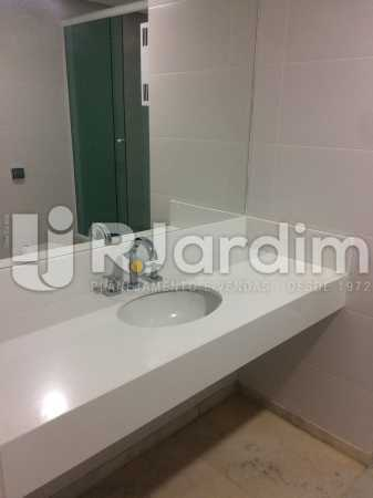 Banheiro social - Apartamento Leblon 3 Quartos Aluguel - LAAP32301 - 14