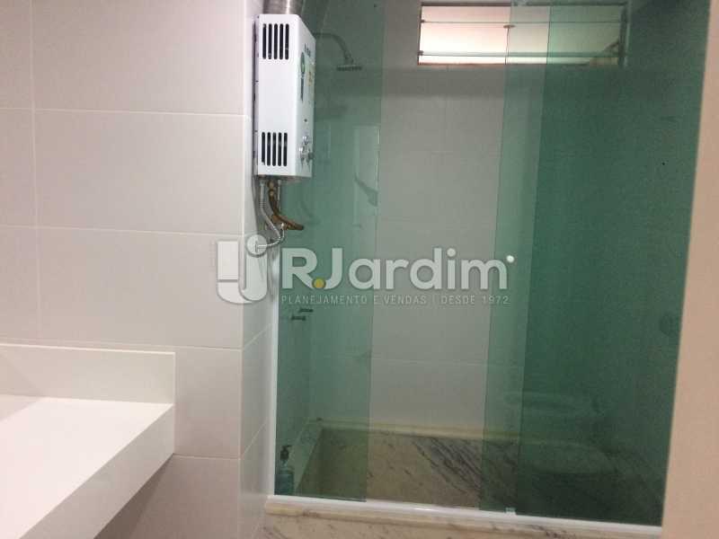Banheiro social - Apartamento Leblon 3 Quartos Aluguel - LAAP32301 - 15